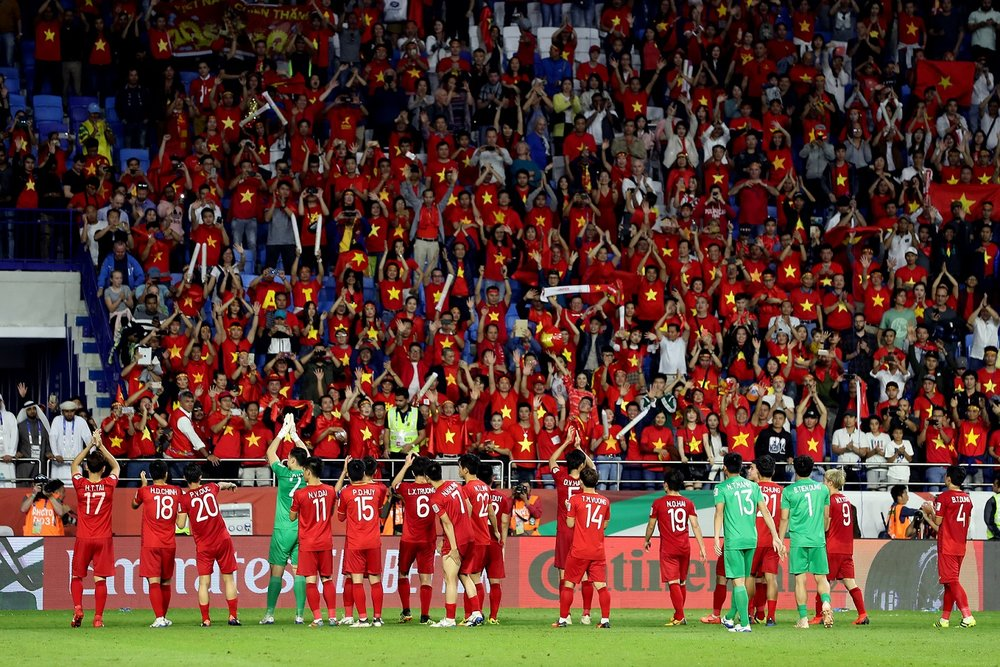 Vietnam, the end of a campaign that can bring hope for the future (Asian Football Confederation (AFC))