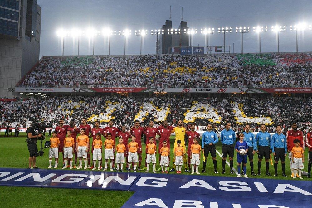 Qatar in Abu Dhabi, a hostile reception (Asian Football Confederation (AFC))