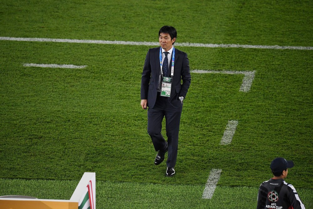 Hajime Moriyasu, Japan will look how to adjust their tactics in order to play better (Asian Football Confederation (AFC))
