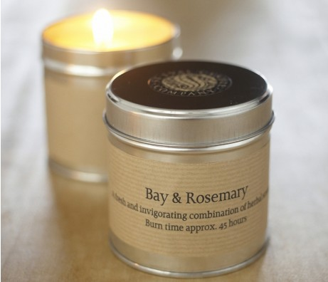 St Eval scented candles, £10 each