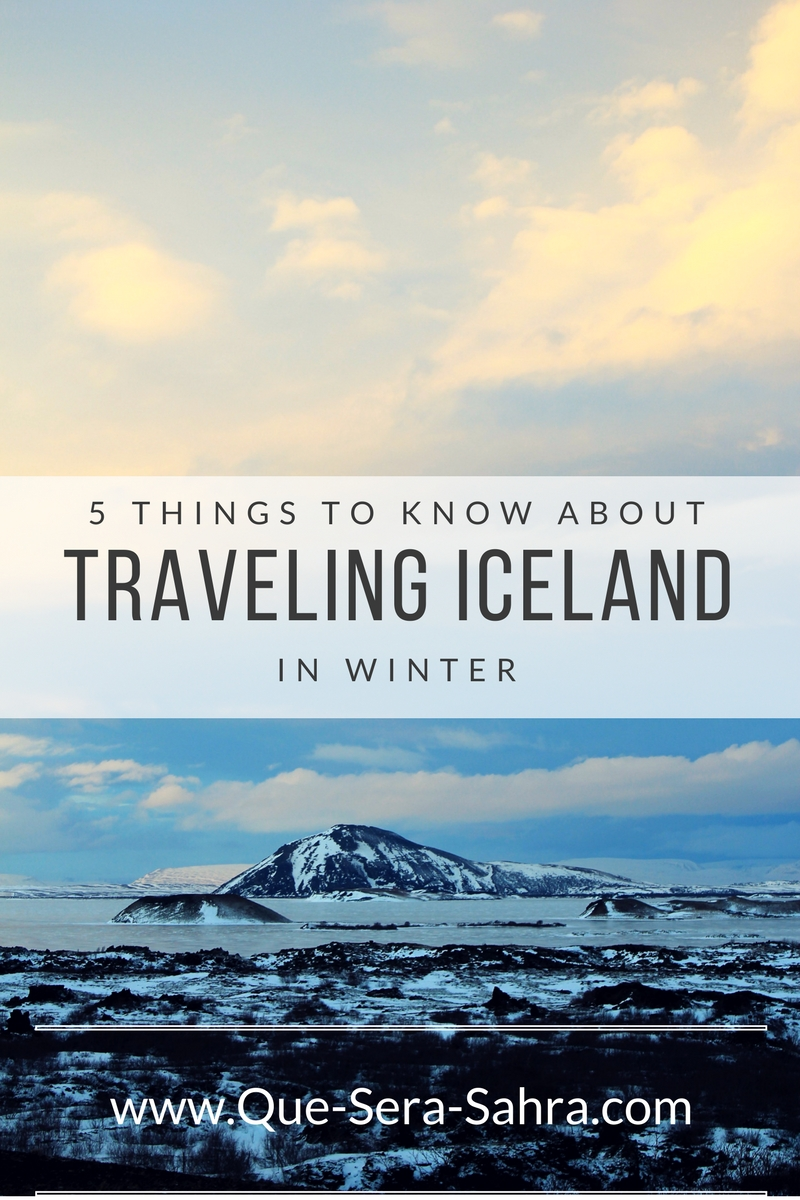 5 Tips for Traveling Iceland in winter