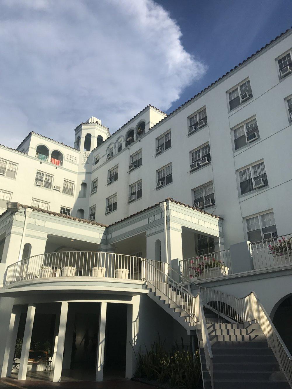 Miami Art Deco Style