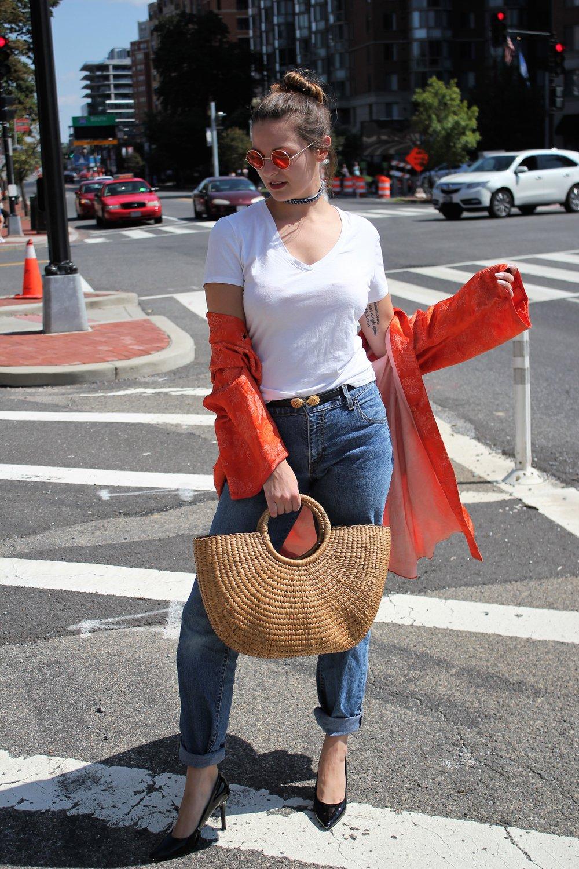 Fall Trend Kimono Jacket