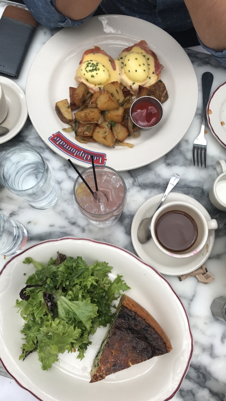 Le Diplomat DC Brunch