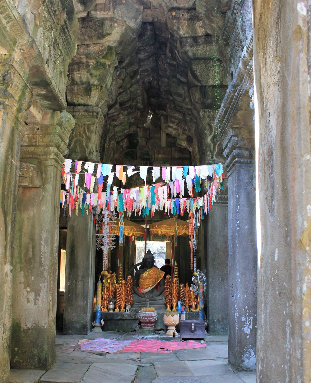 Shrine within Angkor Wat