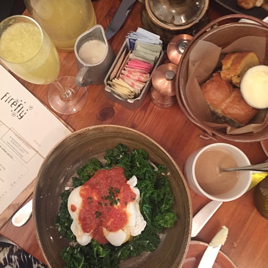 Firefly DC Brunch review