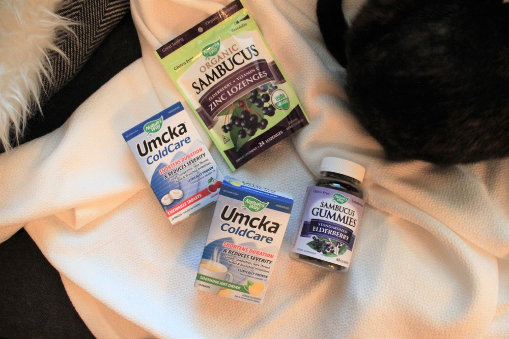 Everything You need to beat cold season with Nature's Way
