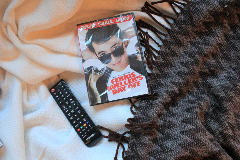 Sick Day Advice: Watch a Day Off Movie