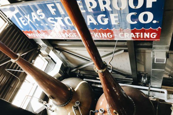 Balcones Distillery, Waco, Texas