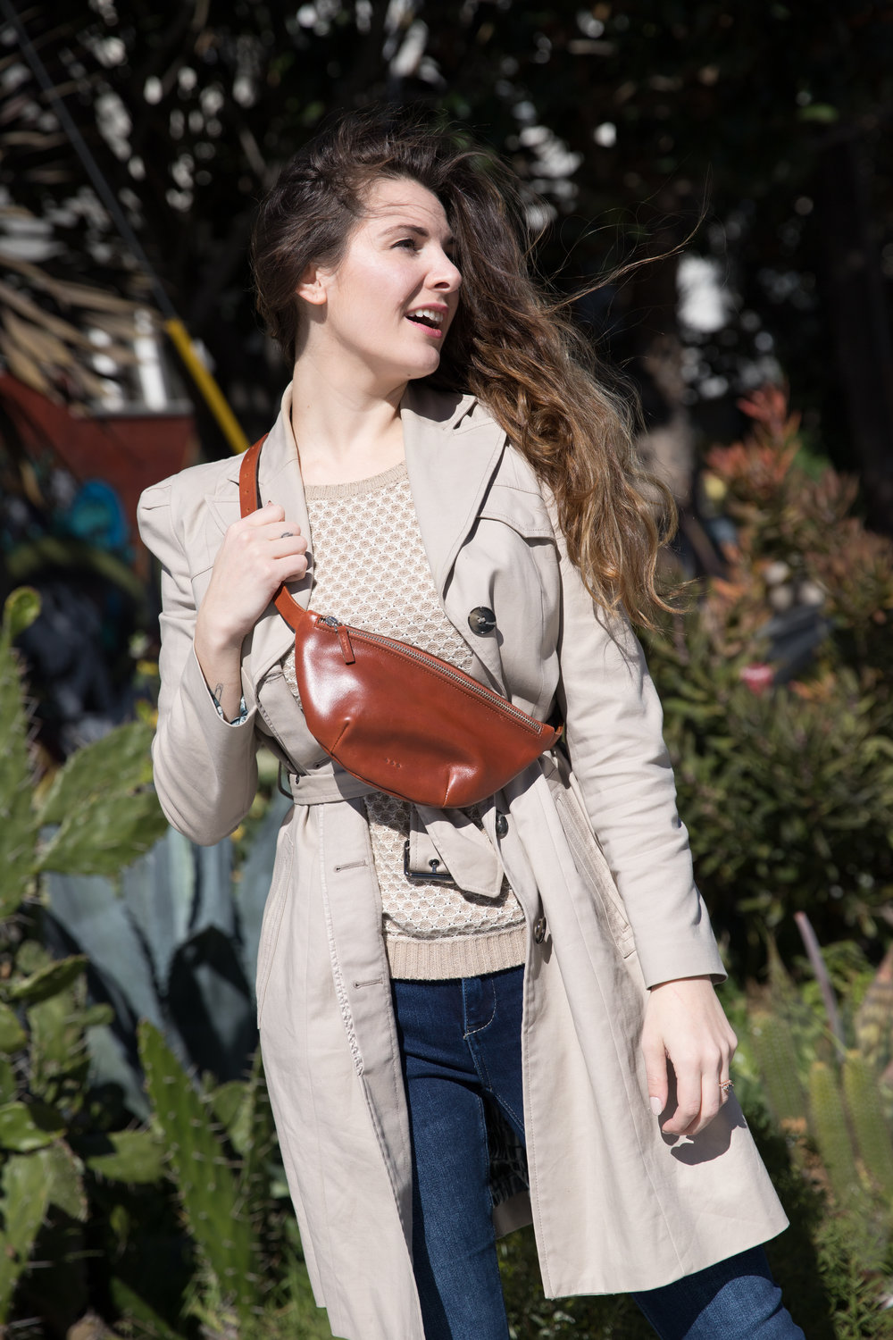the Sling Bag trend