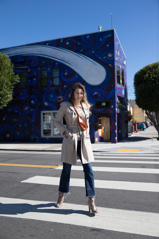 San Francisco Style blogger - Que Sera Sahra