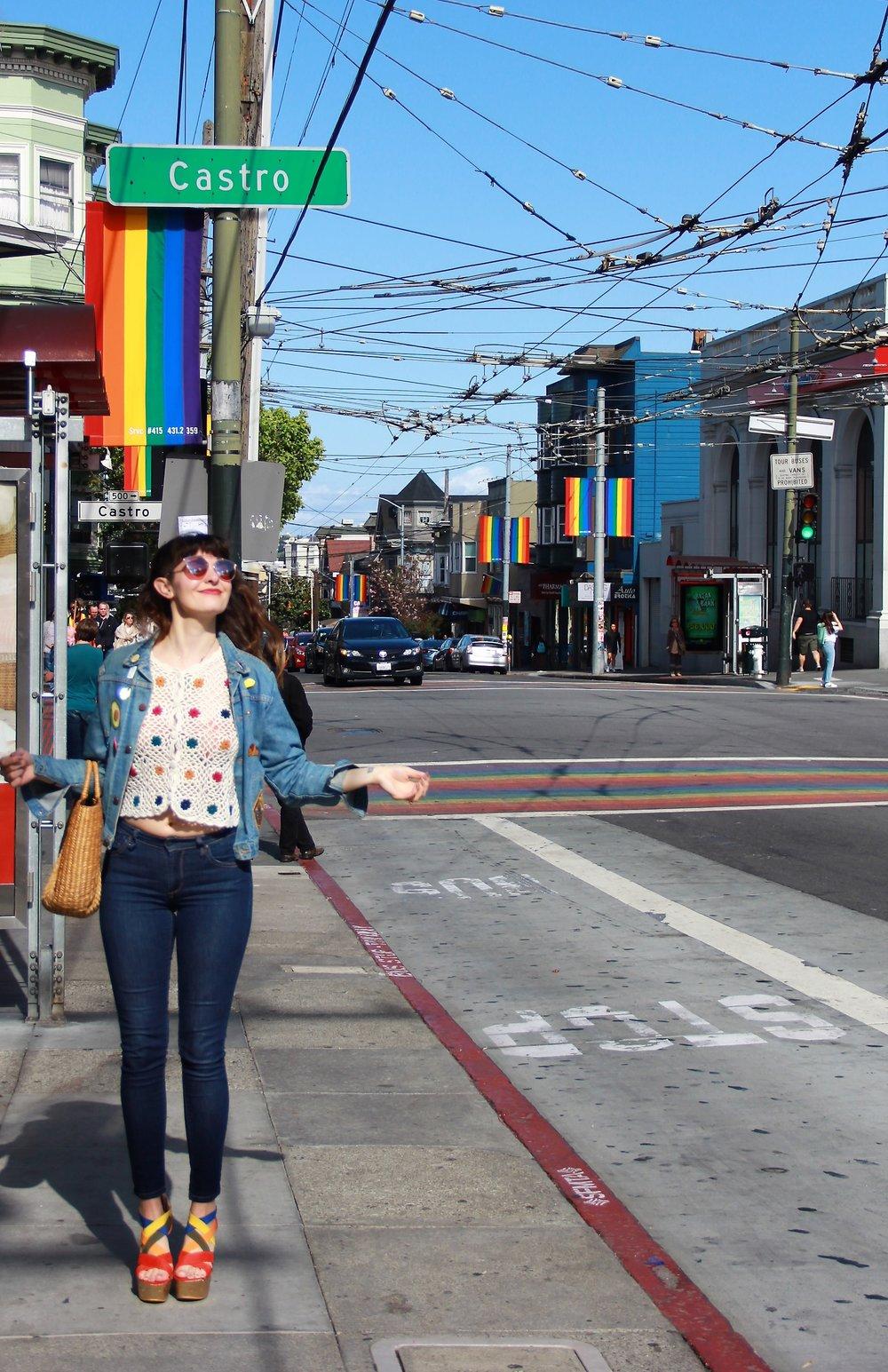 Pride Week in San Francisco