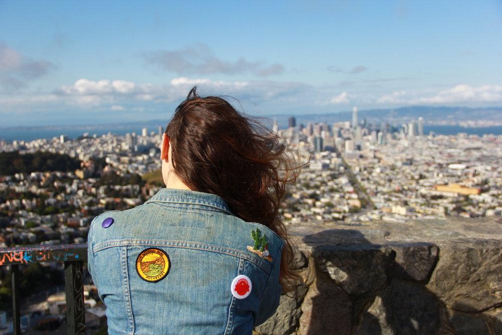 San Francisco Blogger Que Sera Sahra