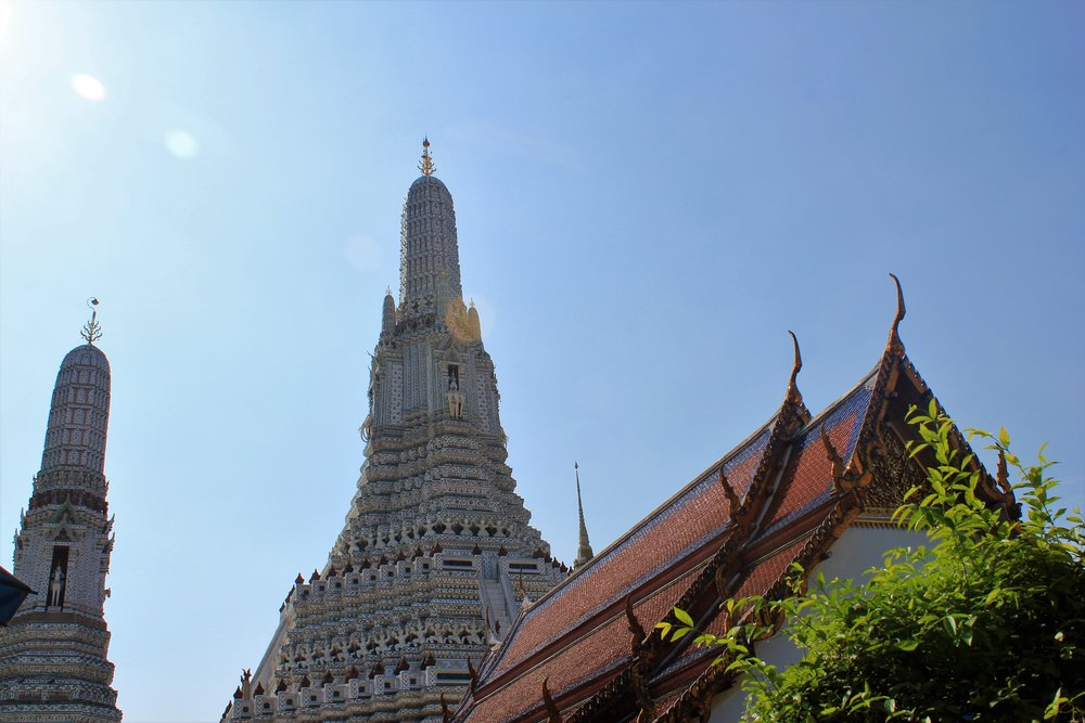 Temples of Bangkok Thailand - 12 photos to inspire you to visit Thailand