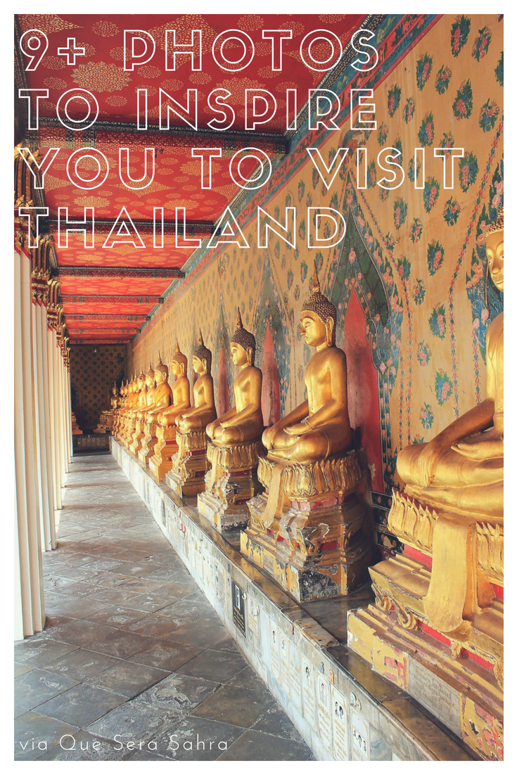 9+photos to inspireyou to visit Thailand via Que Sera Sahra