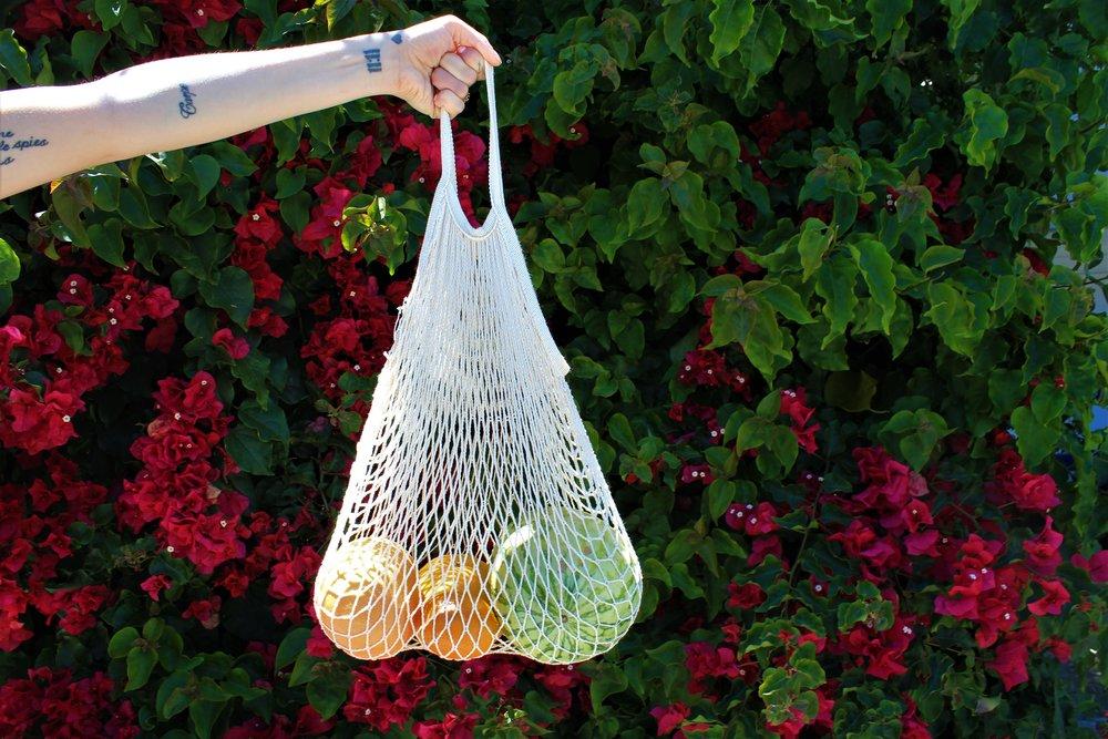 Summer's Hottest Bag Trend? The Market bag!