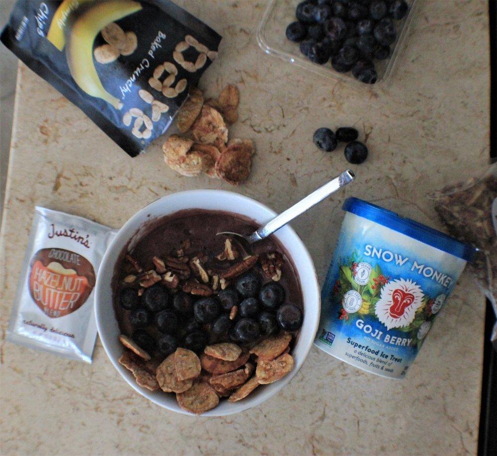 Snow Monkey Breakfast Recipe