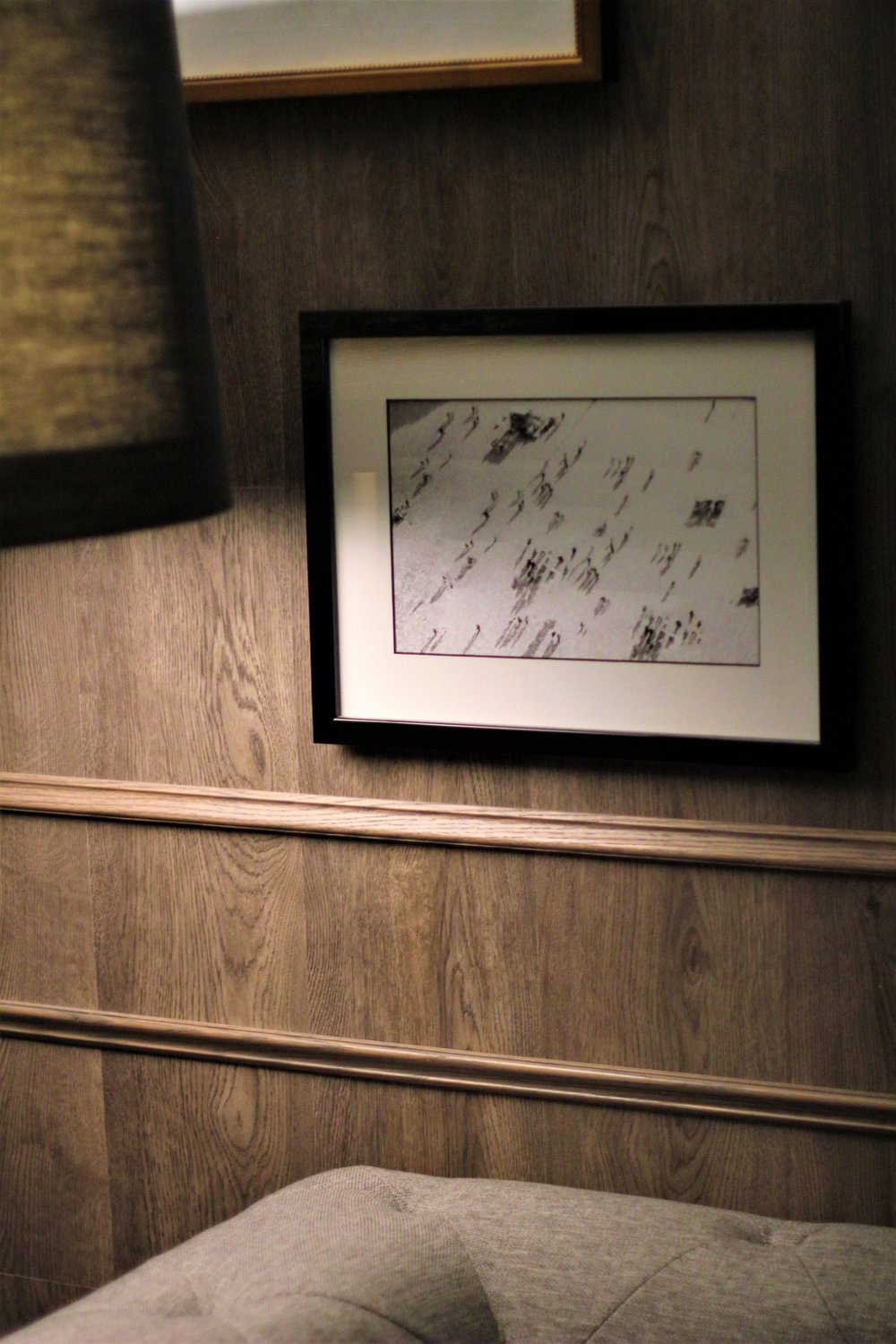 The littlest details - Kimpton's Mason and Rook hotel in Washington DC