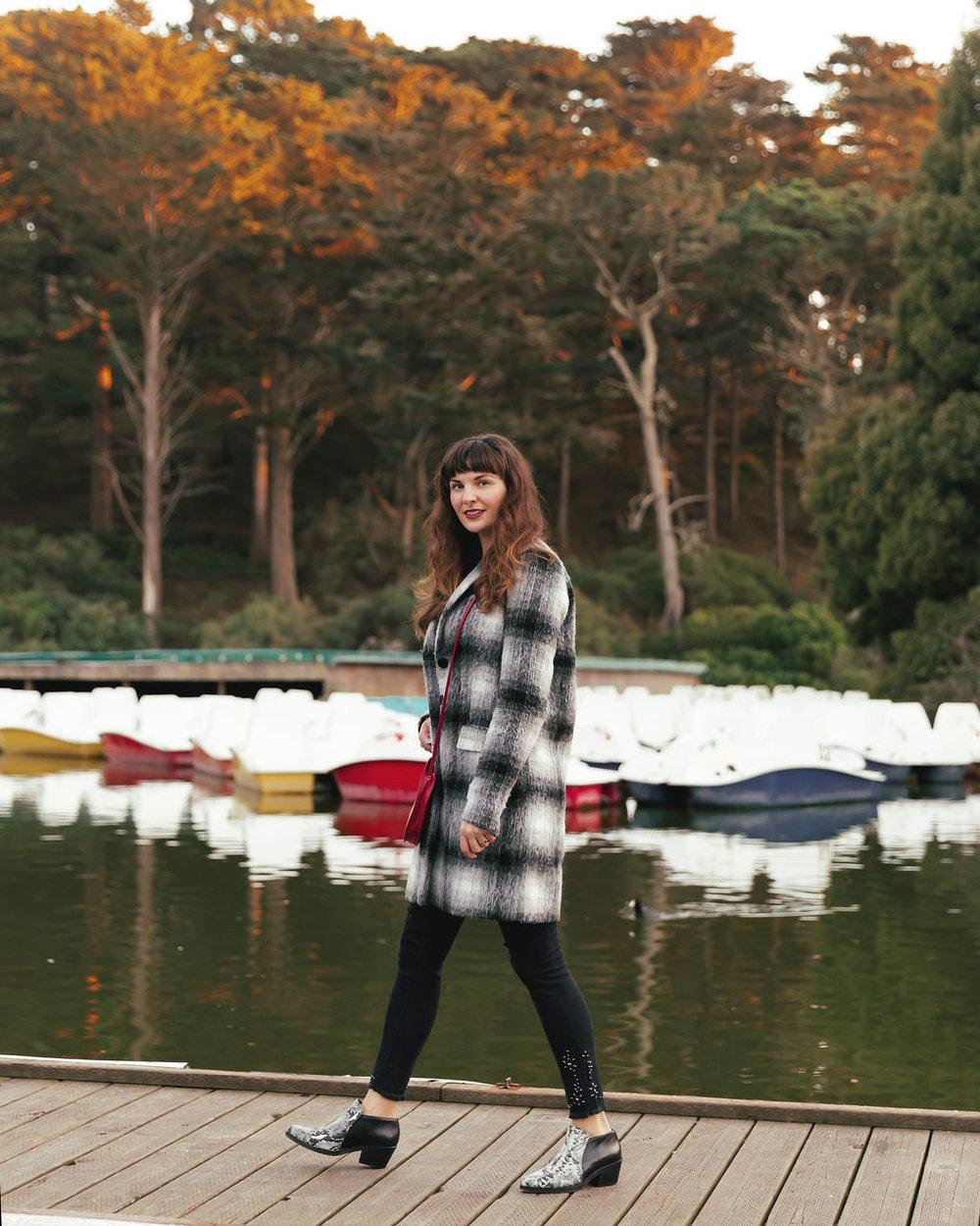 A San Francisco Winter - style blogger Que Sera Sahra