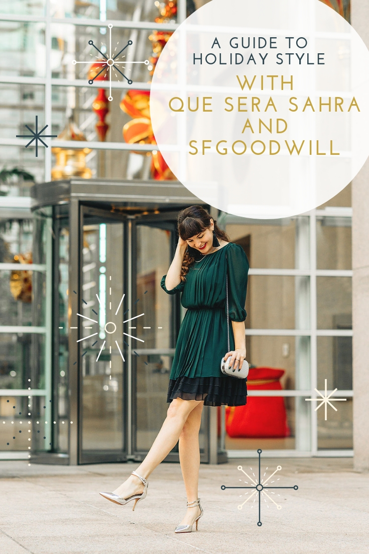 A Guide to Holiday Style with SF Blogger Que Sera Sahra