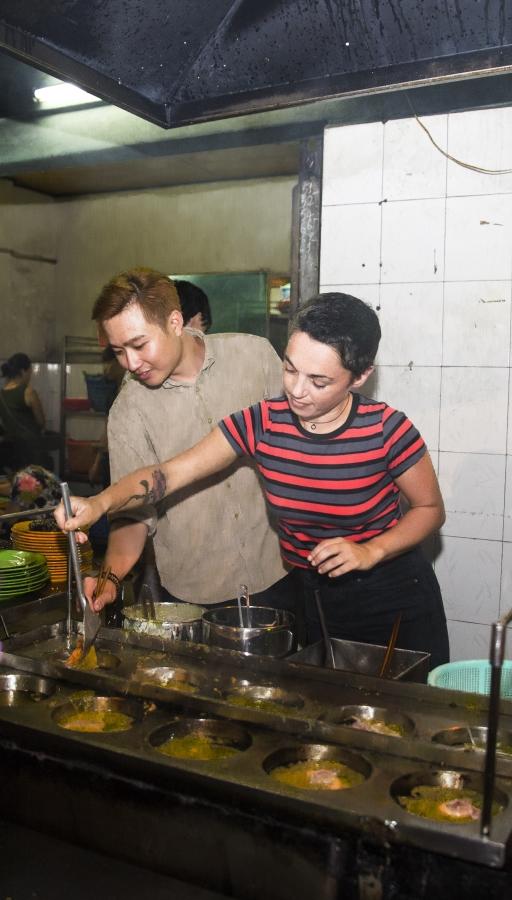 Saigon - Street Food Tour - Prawn Pancake.jpg