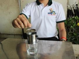 Saigon - Vietnamese Coffee - Filtered Coffee