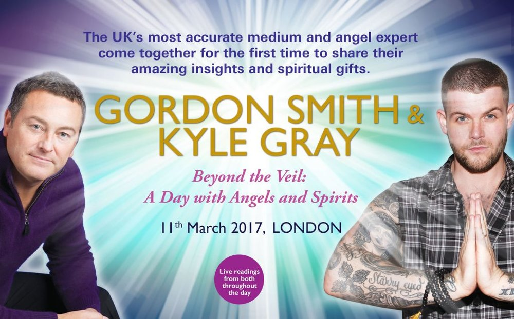 Kyle Gray & Gordon Smith: Beyond The Veil