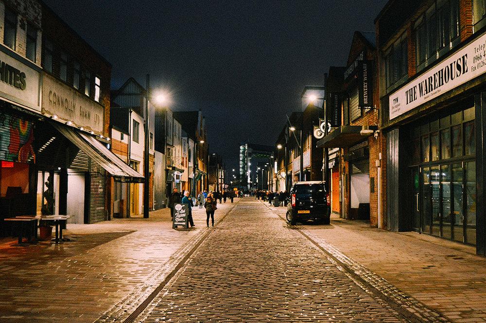 Humber Street -