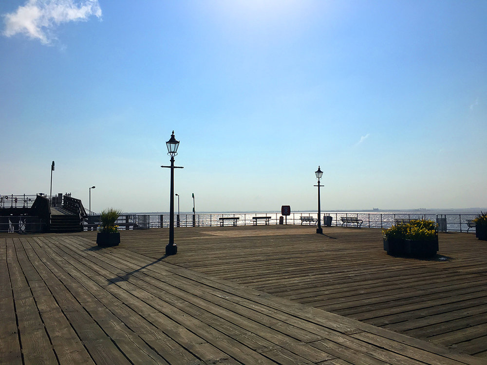Victoria Pier - 6 min walk