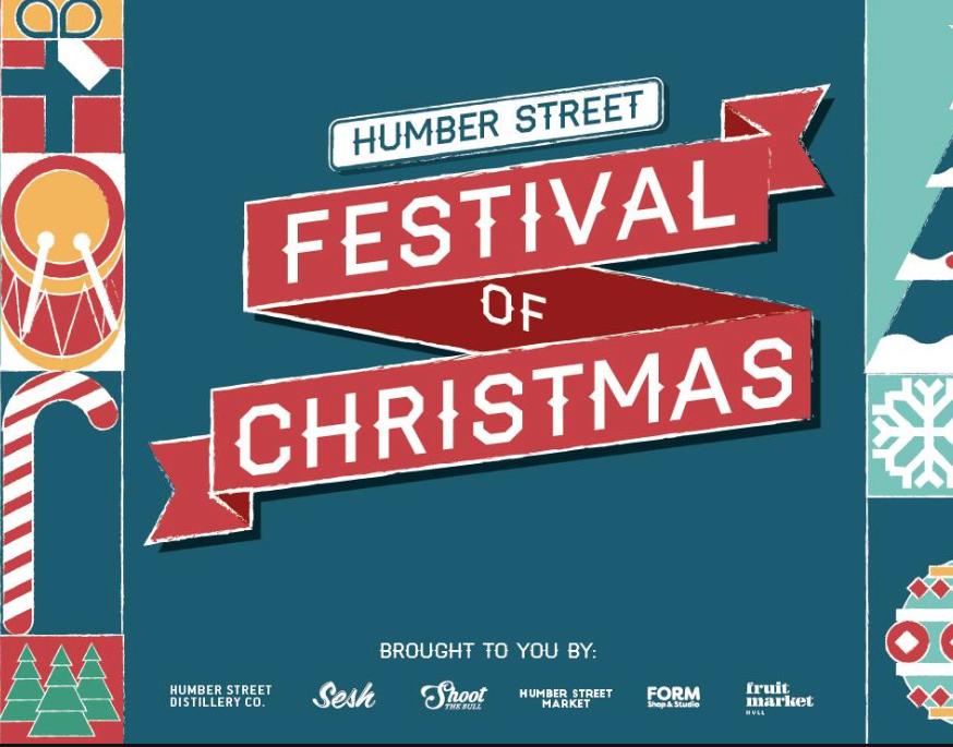 Humber Street Christmas Market