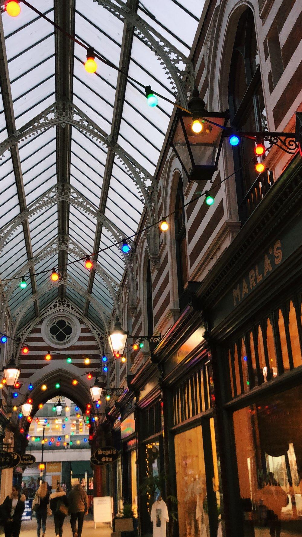 Paragon Arcade Hull Hotel