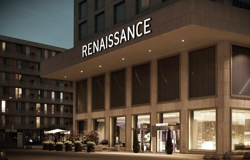 Renaissance Tower Hotel Zürich