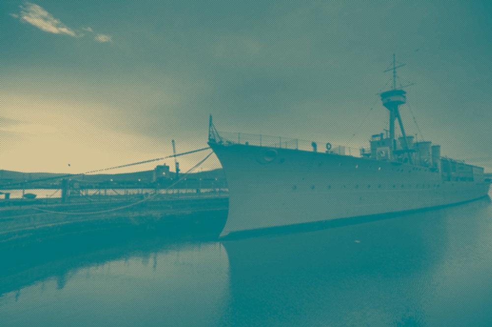 Workshops Aboard HMS Caroline