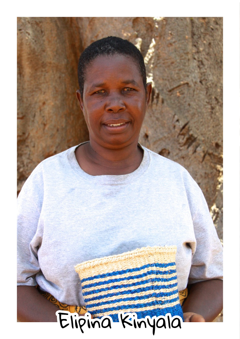 """My husband died in 2004, by which time we had six children together. Their education took a hit when their father passed away, and some started dropping out of school as early as 2005 to get married. Three of my daughters were married, but all later divorced and returned home with their children. I took the responsibility of taking care of them while their mothers went out to search for casual work every morning."" -  Elpina Kinyala - Bungule"