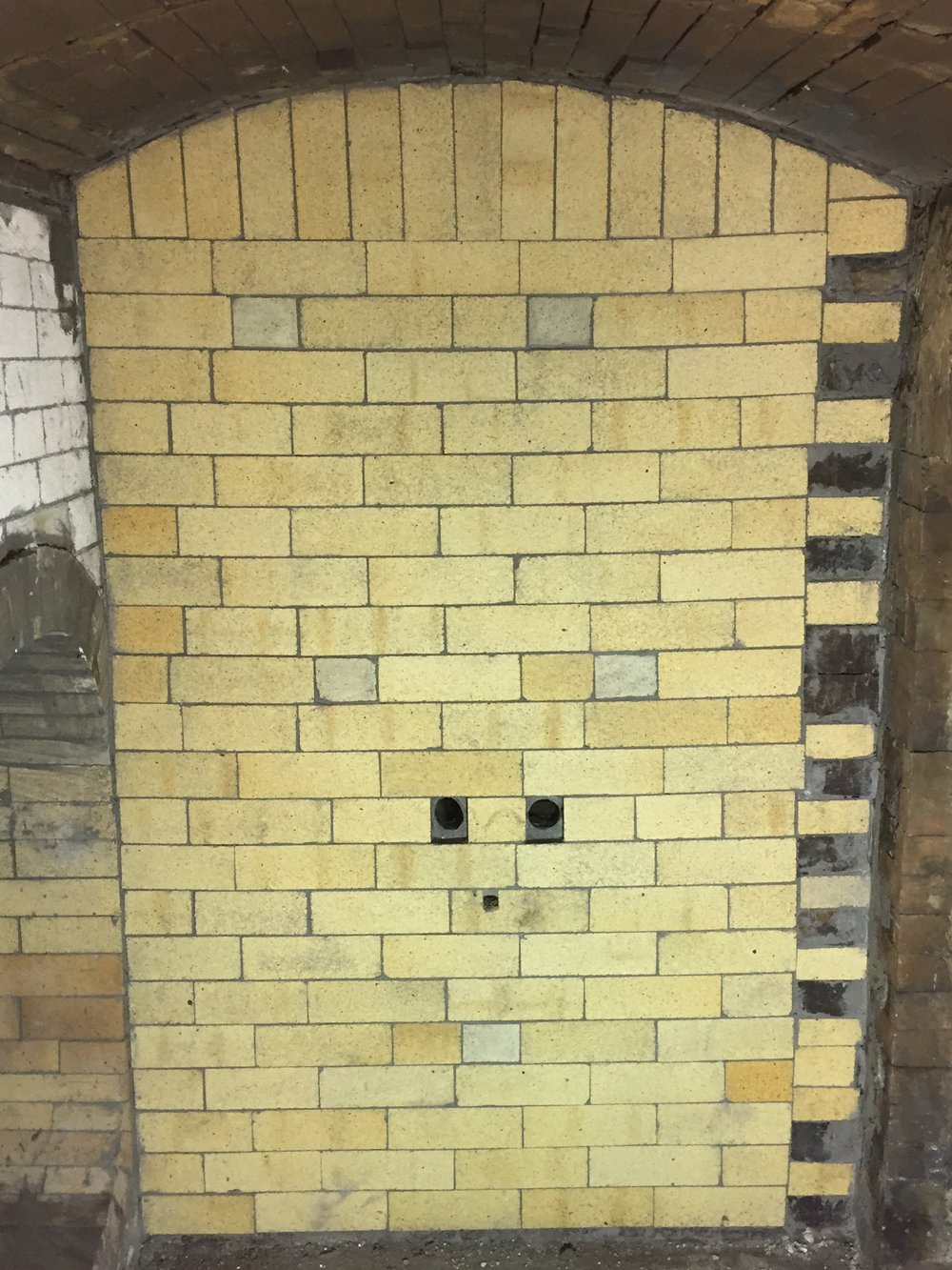 Strip Annealing Furnace Brick Repairs