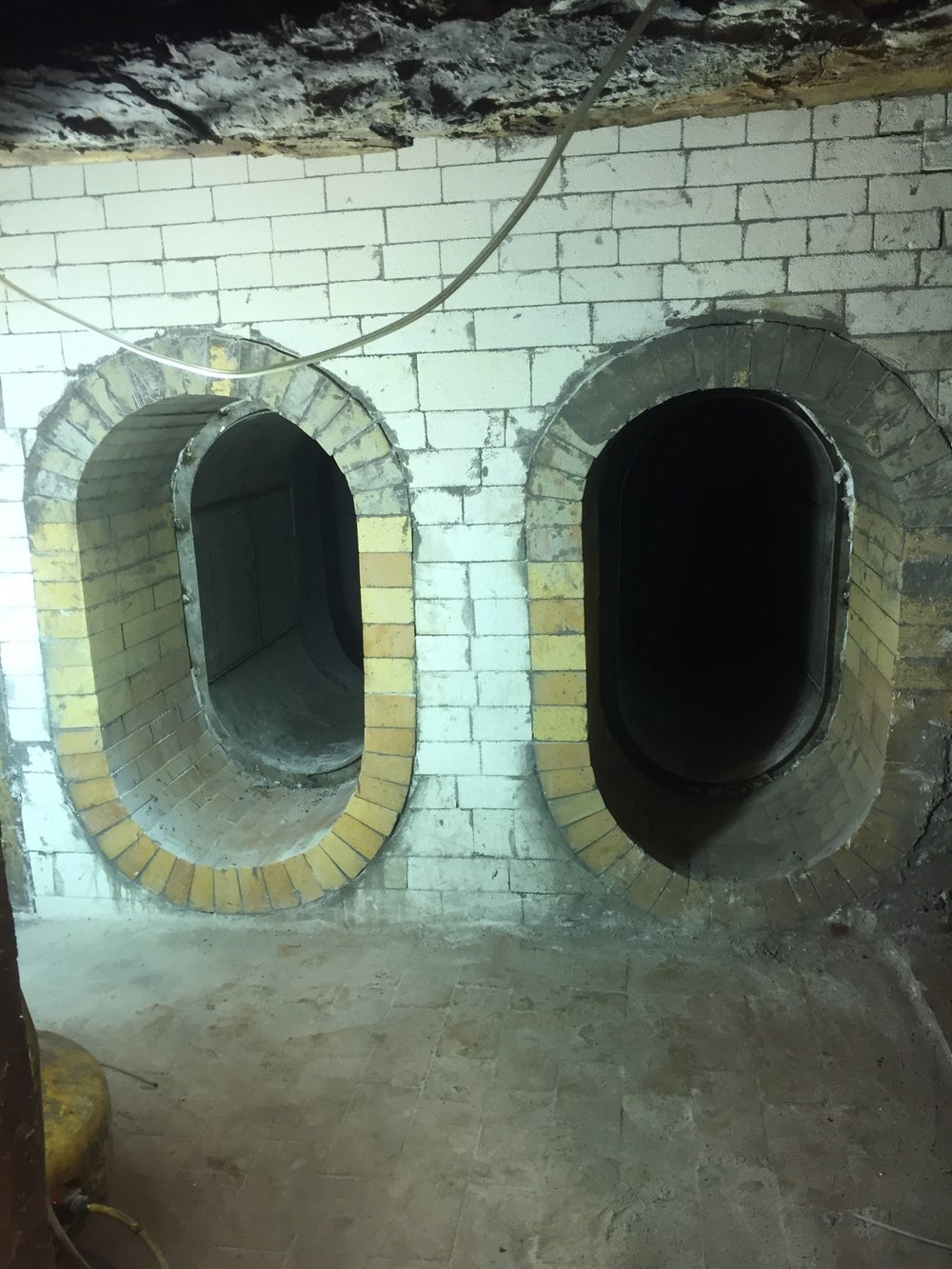 Strip Annealing Furnace Brick Reapirs