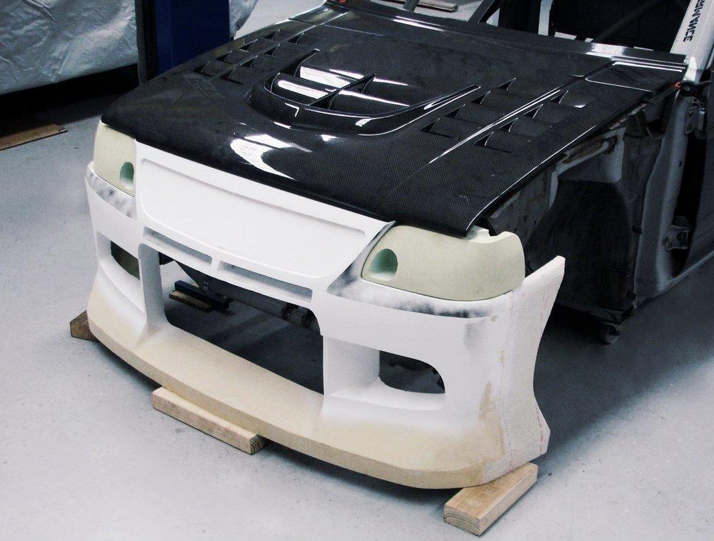 Cyber MB Car