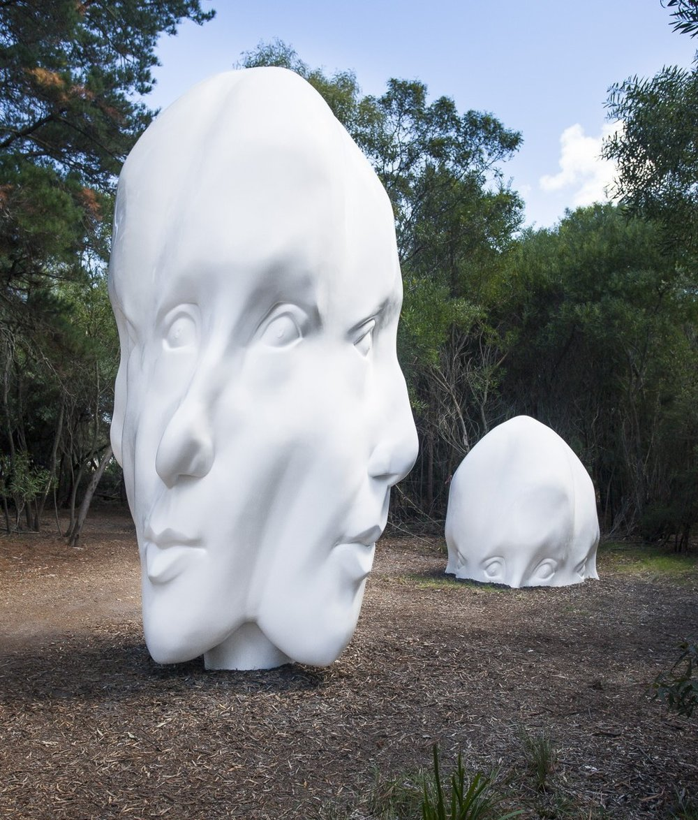 Large Fibreglass sculpture