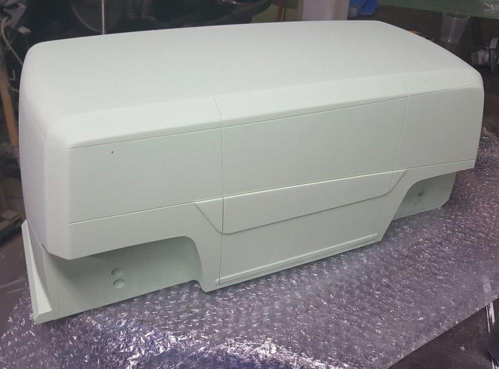 Van model pattern