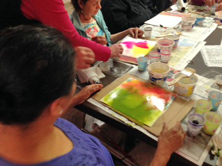 Art Classes - Vision Impaired of Marin