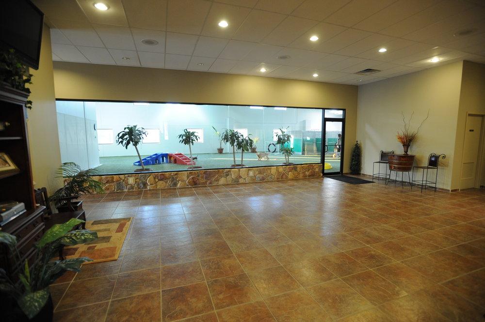 Pet Nation Lodge Lobby 1