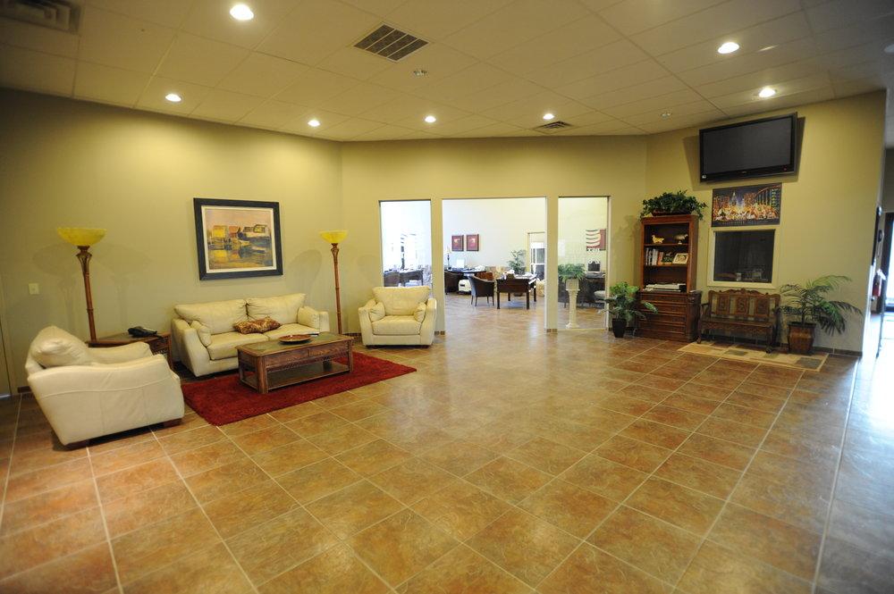 Pet Nation Lodge Lobby 4