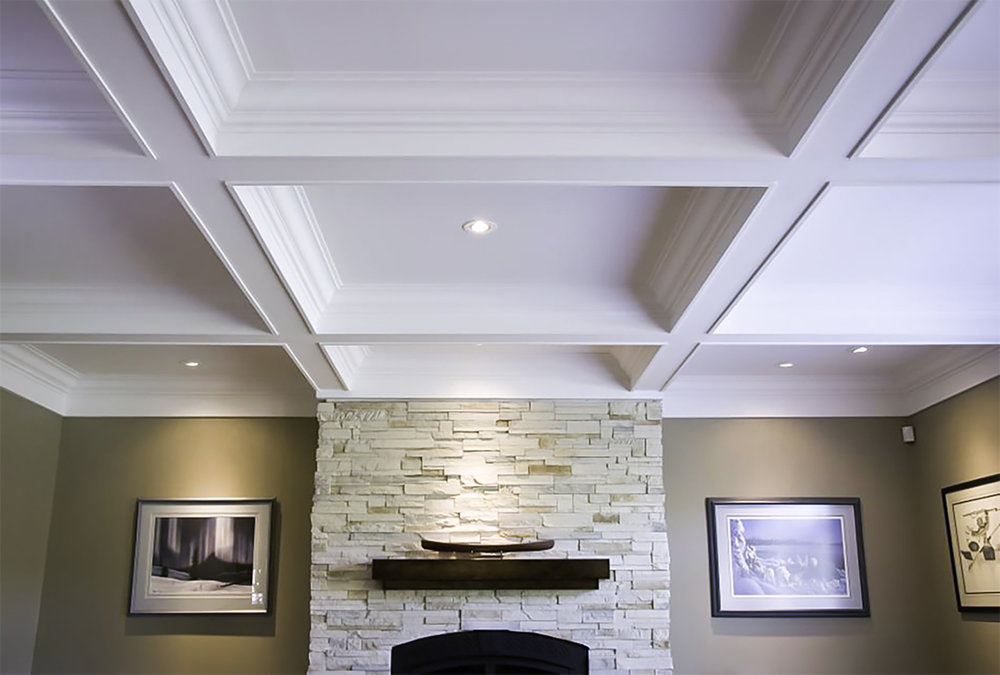 Coffered Ceiling Toronto