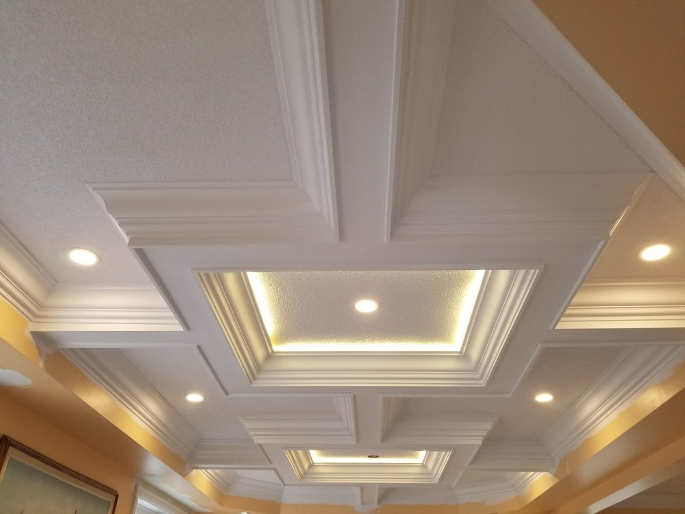 Coffered Ceiling Services