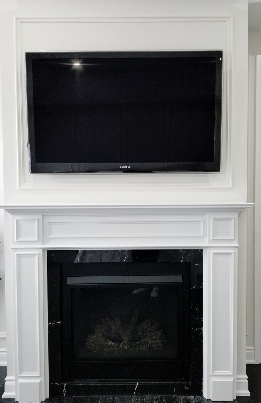 Custom Fireplace Toronto