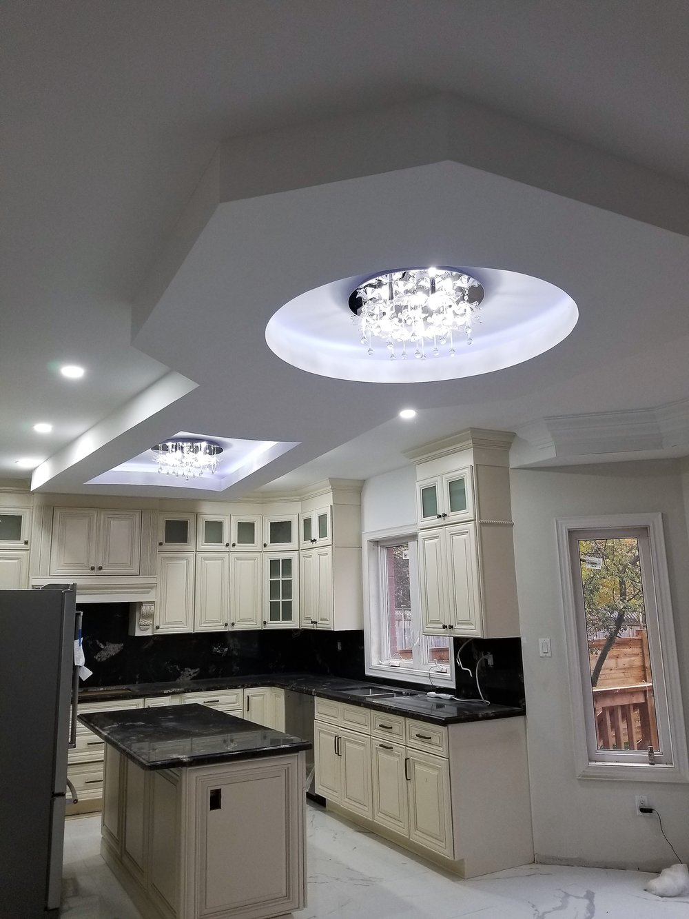 Decorative Ceiling Maple