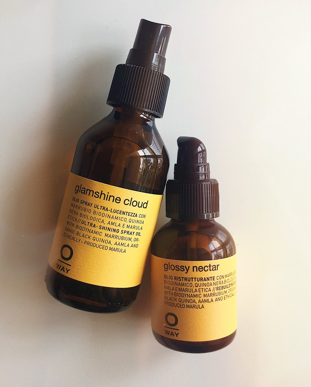 OWAY - Organic and biodynamic professional superior hair care.