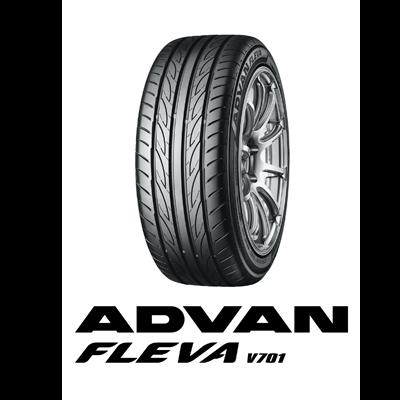 Advan Fleva V701 - Xe thể thao