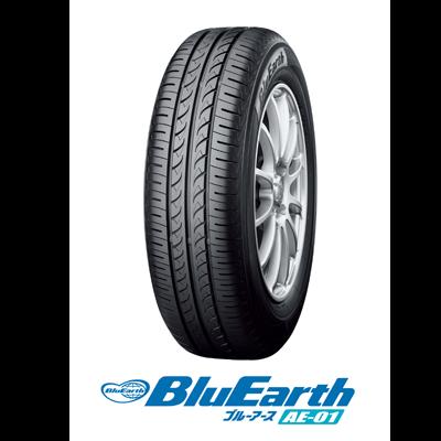 BluEarth AE01 - Xe gia đình cỡ nhỏ
