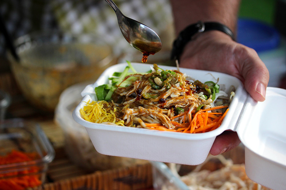 ONE WORLD NOODLES/gingerfield CATERING